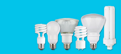Compact Fluorescent Globes