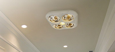 Exhaust Fans and Heaters