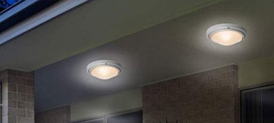 Exterior Oyster Lights