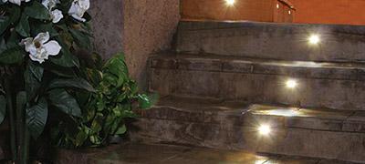 Exterior Step Lights