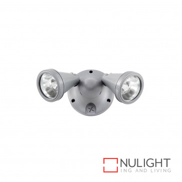 Secura Silver Diy Twin Ceiling Light With Out Sensor 100W G9 In BRI