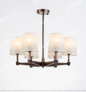 American Minimalist Classic Ceiling Lamp Small Citilux