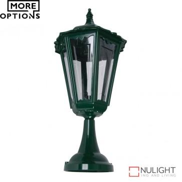 Gt 163 Chester Large Pillar Mount Light B22 DOM