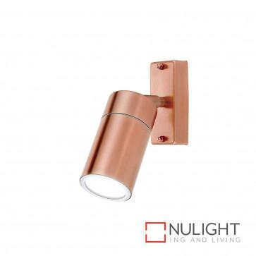 Denver-Ii Adjustable Wall Light Inc 4W Led Globe-304 Copper BRI