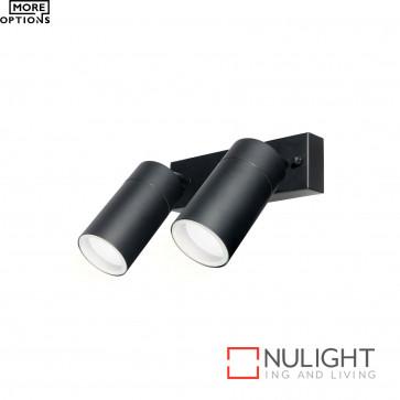 Denver-Ii 2 Light Spotlight Inc 4W Led Globes BRI