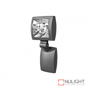 Sloane 12W Cob Led Floodlight-Charcoal BRI