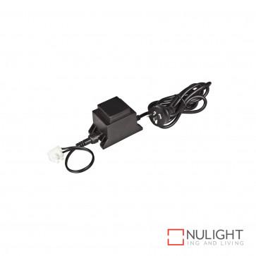 Transformer - 30Va 220-240V Garden Lighting With Plug And Lead Ip64 BRI