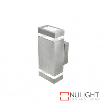 Entasis Rectangular Up And Down Wall Light 304 Stainless Steel BRI