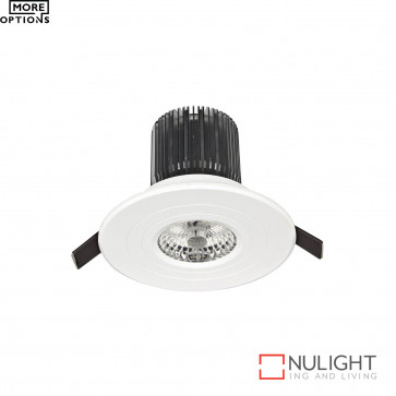 Luxor Led Round Fixed Downlight 12W 800Lm BRI