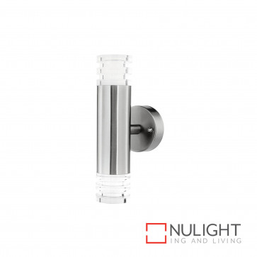 Euphrates Led Up And Down Wall Light-304 Stainless Steel BRI