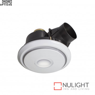 Boreal Large 325Mm Round Exhaust Fan With 800Lm Led Light - BRI