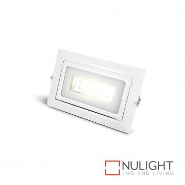 Shoplighter Led Gimbal Light 30W 2200Lm 5000K-White BRI