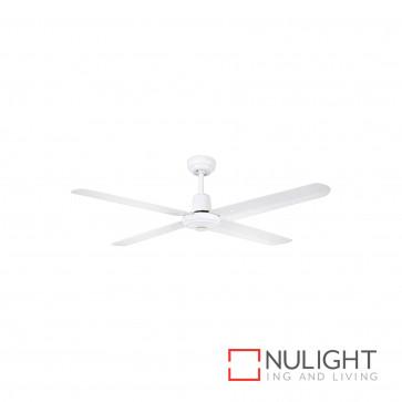 Somers 52 Inch Metal Ceiling Fan-White BRI