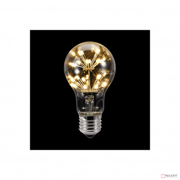 Globe - Starglow A60 Led E27 3W 115Lm 2400K Non-Dimmable BRI