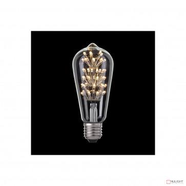 Star Glow Led Vintage Style St57 Globes BRI