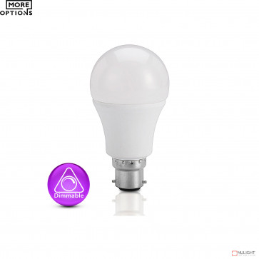 Globe - A60 Classic Led 8W 620Lm Dimmable BRI