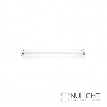 T5 Bare Batten Fluorescent Fitting 2X14W 4200K - White BRI