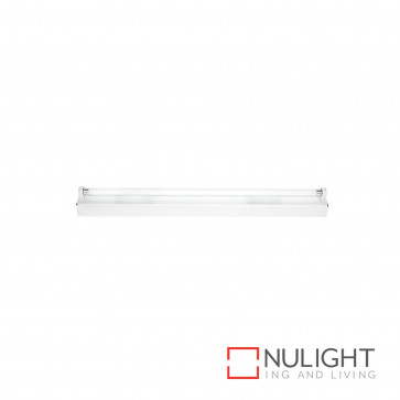 T5 Bare Batten Fluorescent Fitting 1X14W 4200K - White BRI