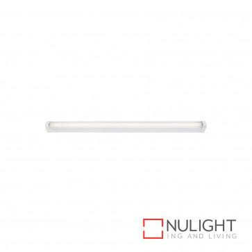 T5 Diffused Batten Fluorescent Fitting 1X28W 4200K - White BRI