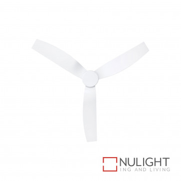 Cayman 52 Inch Dc Ceiling Fan White BRI