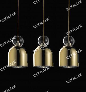 Metal Chandelier / Bar Lamp Citilux