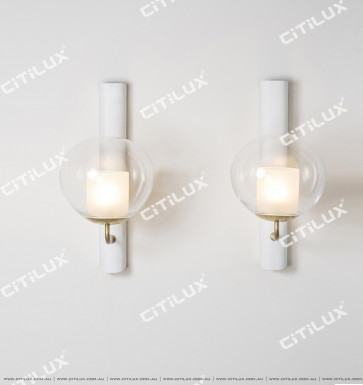 White Dream Wall Lamp Citilux