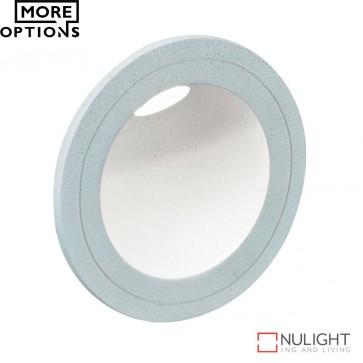 You Round Recessed 3W Led Steplight Aluminium Frame Led DOM