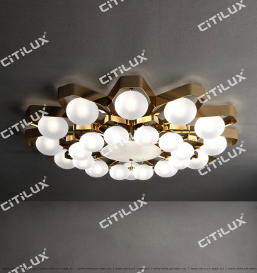 Molecular Combination Modern Ceiling Lamp Large Citilux