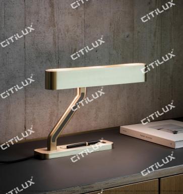 Modern Minimalist Metal Texture Single Head Wall Light Citilux