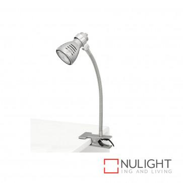 Sorrento Eco Gu10 Clamp Task Lamp Chrome Flex Inc Globe BRI