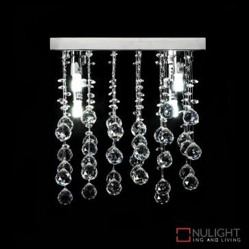 Starlight C30 Crystal Led Ctc Pendant Length 300Mm White Led DOM