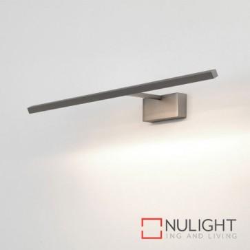Mondrian 600 LED Matt Nickel Picture Light 7885 AST