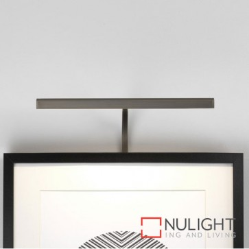 Mondrian 300 Frame Mounted LED Bronze Picture Light 7886 AST