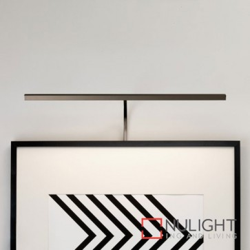 Mondrian 600 Frame Mounted LED Bronze Picture Light 7887 AST