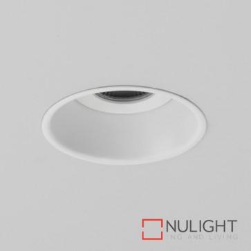 Minima Round IP65 Fire-Rated LED Matt White 5770 AST