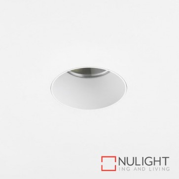 Void Round 80 White LED 25deg 93CRI 2700K Matt White 5780 AST