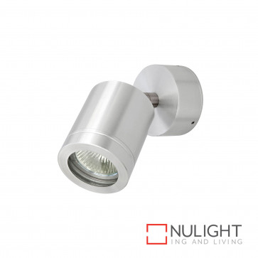 Vista Ii Adj. Wall Light With Globe Anodised Aluminium BRI