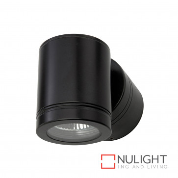 Vista Ii Fix Wall Light+Transformer With Globe Black BRI