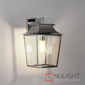 Richmond Wall Lantern 254 Polished Nickel 8018 AST