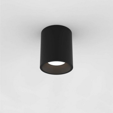 Kos Round 140 LED Textured Black 1326017 Astro