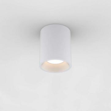 Kos Round 140 LED Textured White 1326019 Astro