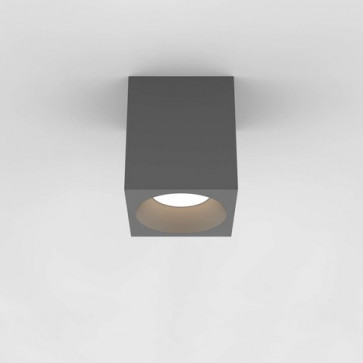 Kos Square 140 LED Textured Grey 1326021 Astro