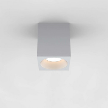Kos Square 140 LED Textured White 1326022 Astro