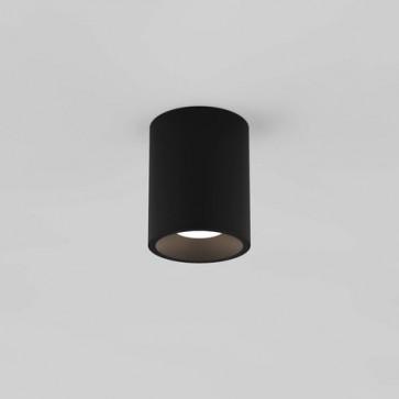Kos Round 100 LED Textured Black 1326023 Astro