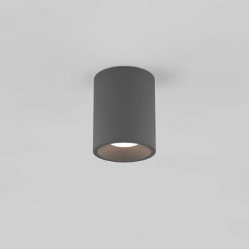Kos Round 100 LED Textured Grey 1326024 Astro