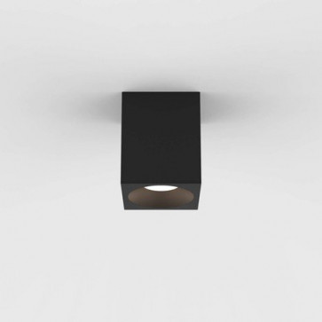 Kos Square 100 LED Textured Black 1326026 Astro