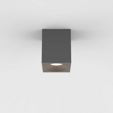 Kos Square 100 LED Textured Grey 1326027 Astro