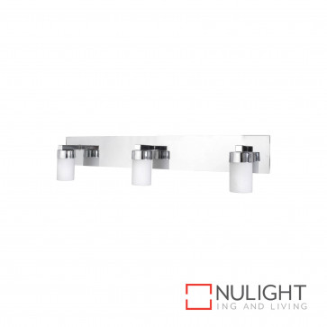 Bono 3 Light Wall Light - Chrome BRI