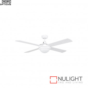 Tempest-Ii 52 Inch Ceiling Fan With 2Xb22 Light- With Blades BRI