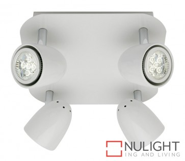 Villa 4Lt LED Spotlight Plate MEC